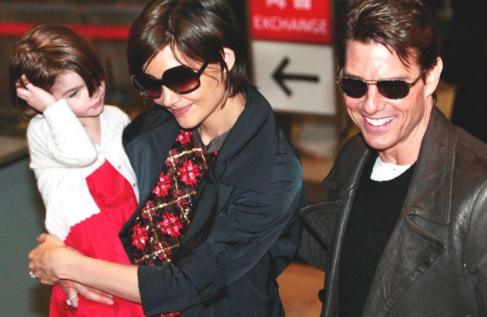 Katie Holmes : 37 000 euros de cadeaux de Noël pour Suri Cruise !