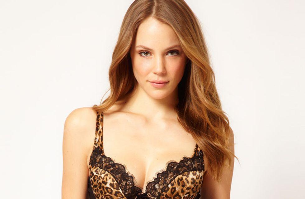 Dita Von Teese : Découvrez sa ligne de lingerie pour Asos (Photos)