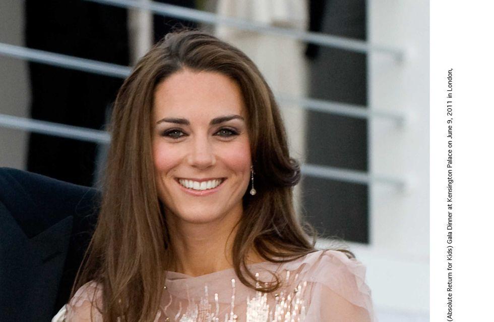 Kate Middleton serait bien enceinte de jumeaux !