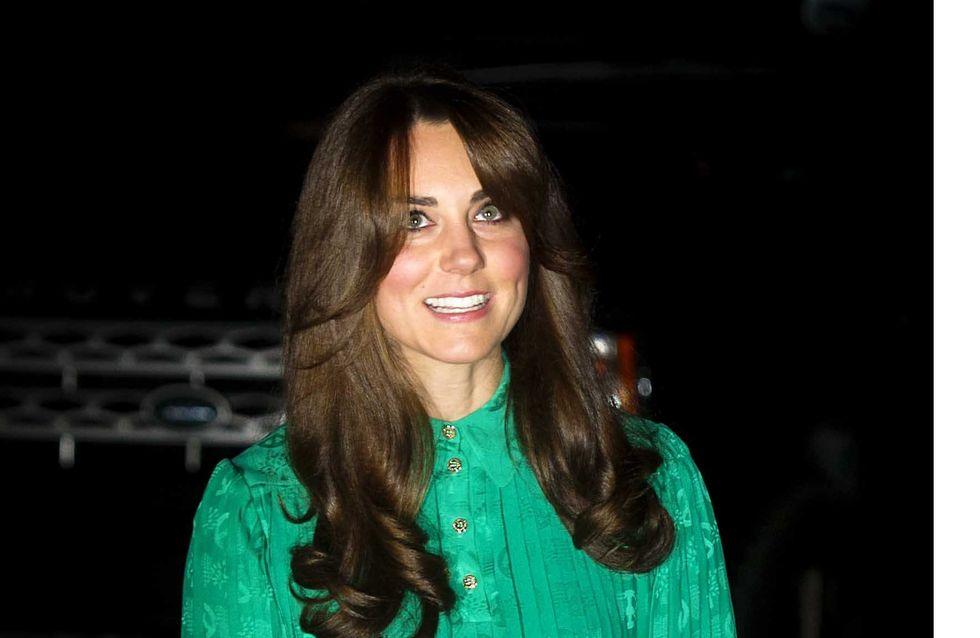 Kate Middleton : Ses envies de femme enceinte