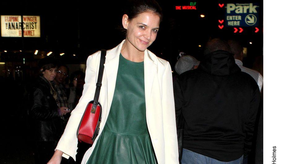 Katie Holmes : Et un look craignos de plus, un ! (Photos)