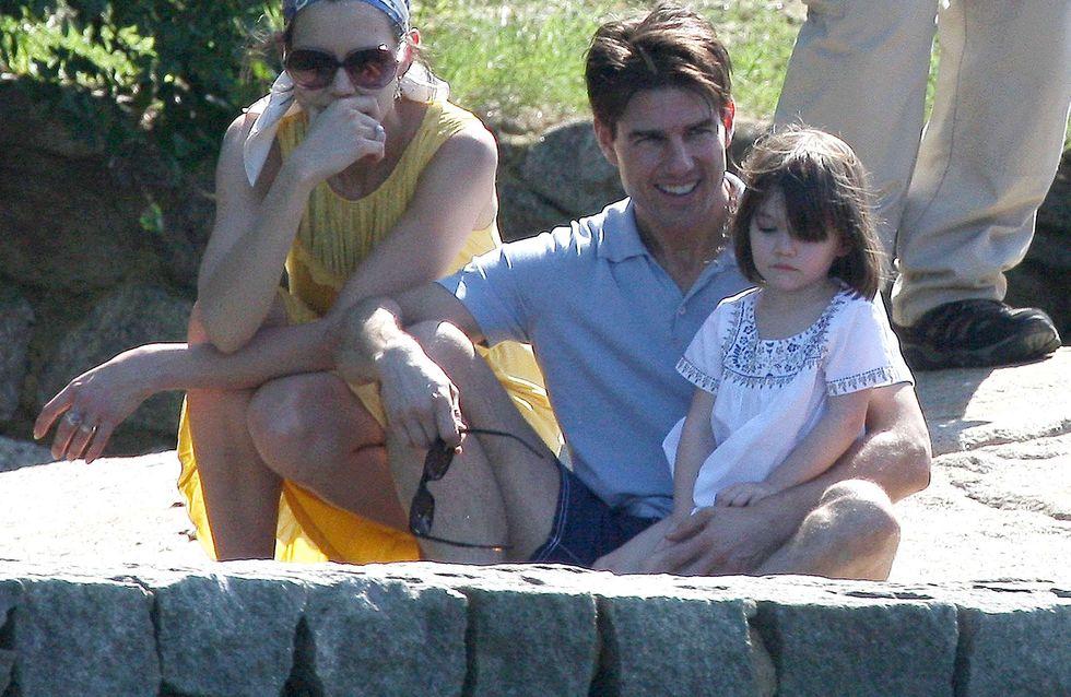Tom Cruise : Une maison à 13 millions d'euros pour Suri Cruise