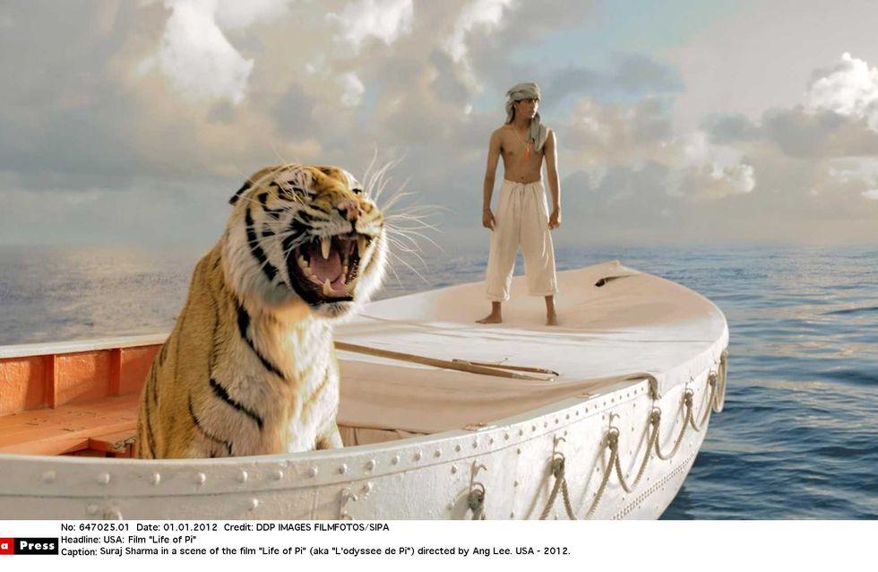 L'Odyssée de Pi : Un voyage spectaculaire (Vidéo)