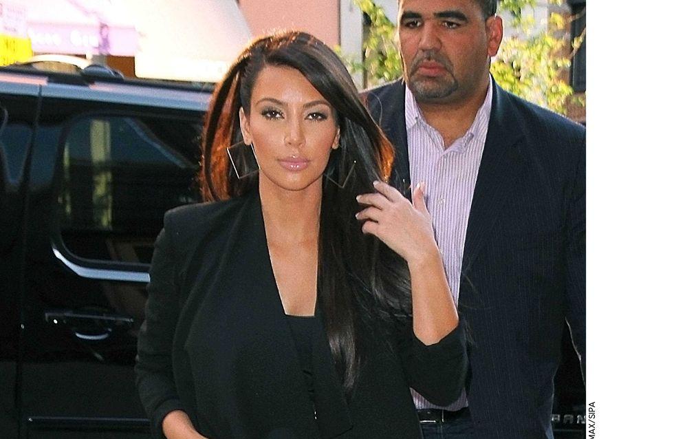 Kim Kardashian : Elle change de tête ! (Photos)