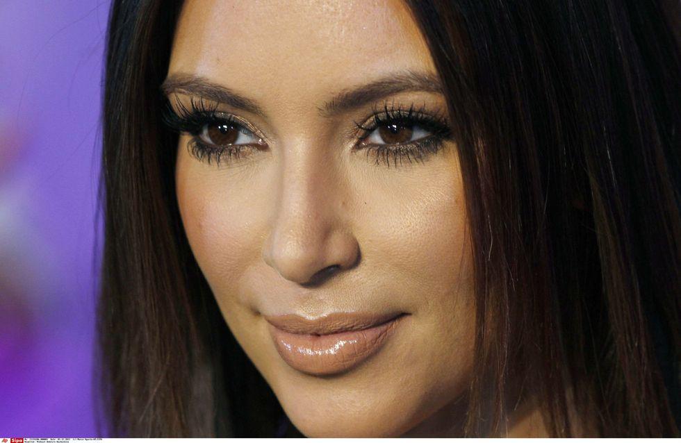 Kim Kardashian : La vérité sur sa nouvelle tête (Photos)