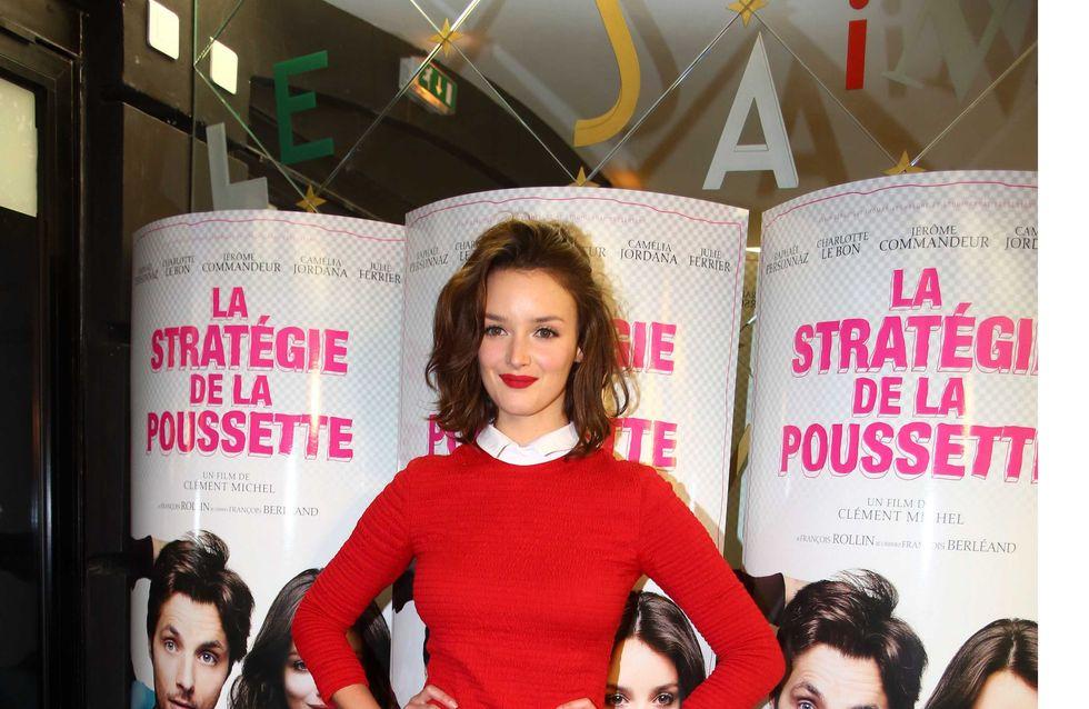 Charlotte Le Bon : Copiez son look de Noël (Photos)