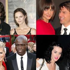 Best of 2012 : Les séparations de stars les plus médiatisées ! (Photos)