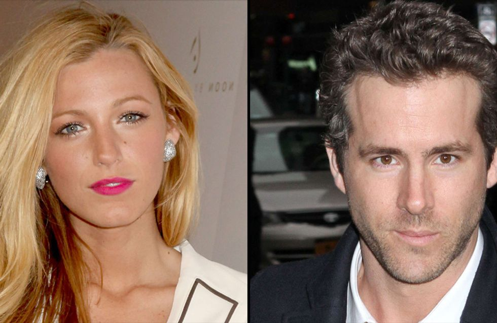 Blake Lively : Les premières photos de son mariage avec Ryan Reynolds