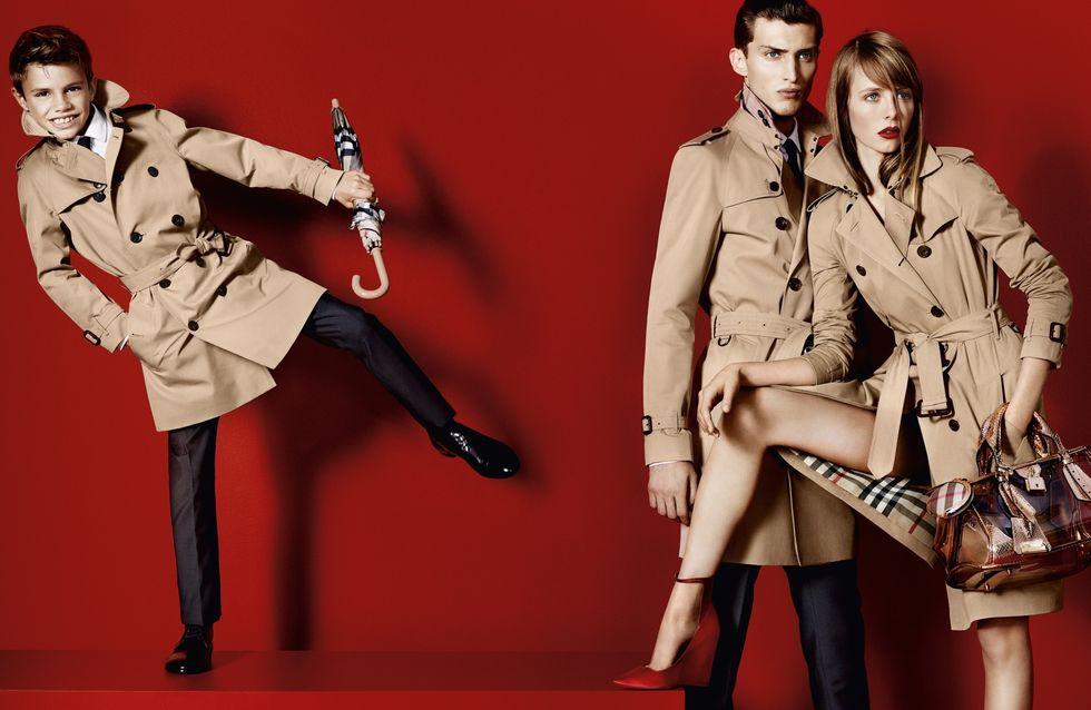 Victoria Beckham : Son fils Romeo boycotté par le magazine Vogue !