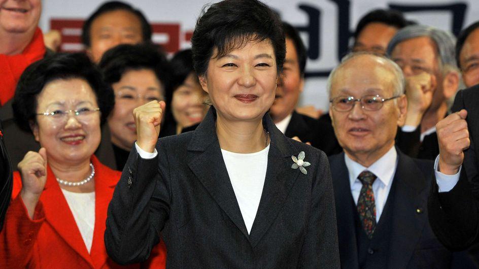 Park Geun-Hye : La femme de la semaine