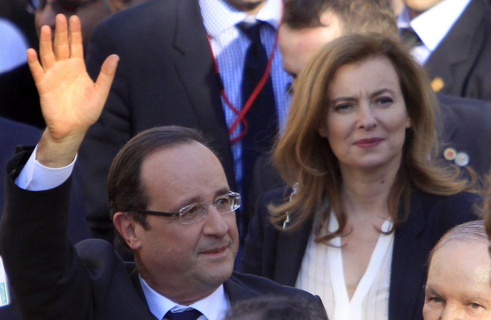François Hollande a passé Noël chez les Trierweiler