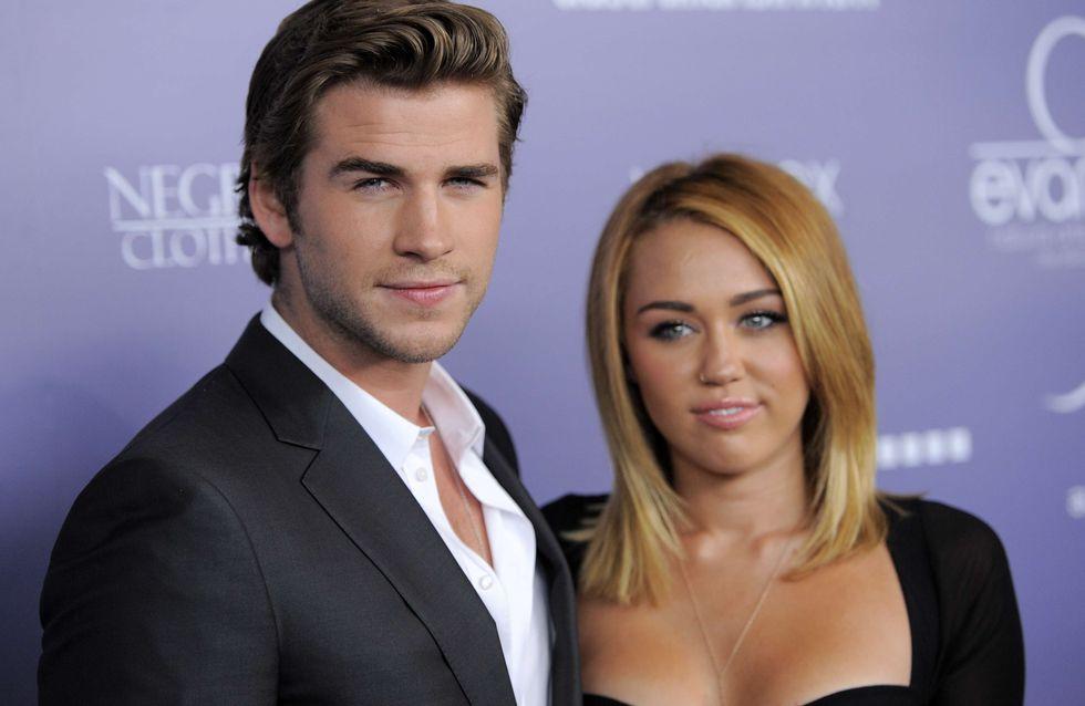 Miley Cyrus se serait mariée secrètement avec Liam Hemsworth ! (Photos)