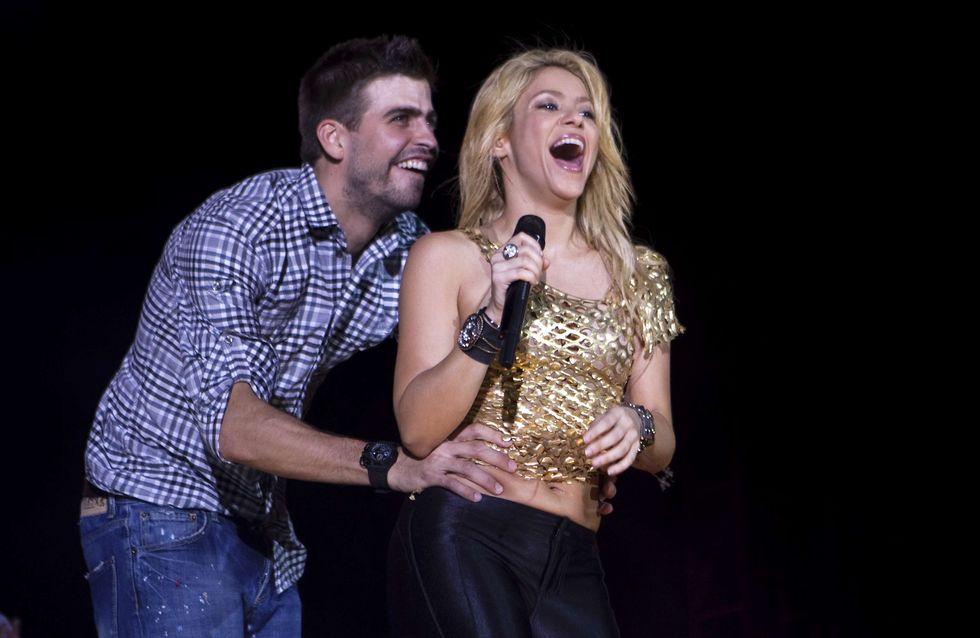Shakira n'a pas accouché : C'était une blague (bizarre) de Gerard Piqué !