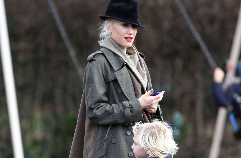Gwen Stefani et son manteau-couverture : Le pire look de la semaine (Photo)