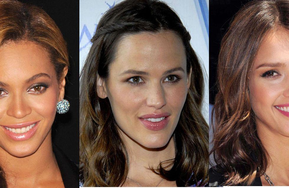 Beyoncé, Jennifer Garner, Jessica Alba : Qui est la meilleure maman-star 2012 ?