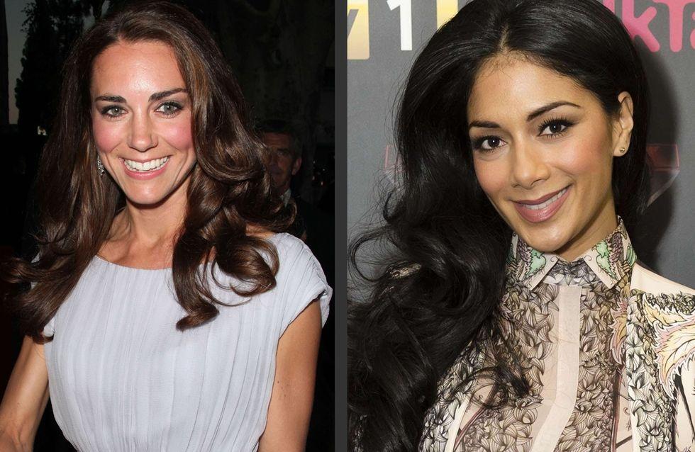 Kate Middleton ou Nicole Scherzinger : Qui est la plus belle femme de l'année ?