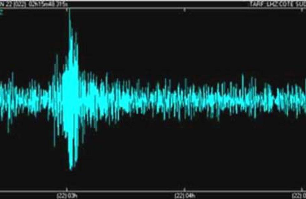 Un séisme à Pau d'une magnitude de 4,8 a eu lieu cette nuit
