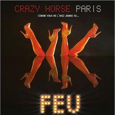 Crazy Horse : Le spectacle Feu de Christian Louboutin débarque au cinéma !
