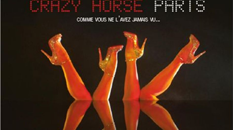 """Crazy Horse : Le spectacle """"Feu"""" de Christian Louboutin débarque au cinéma !"""