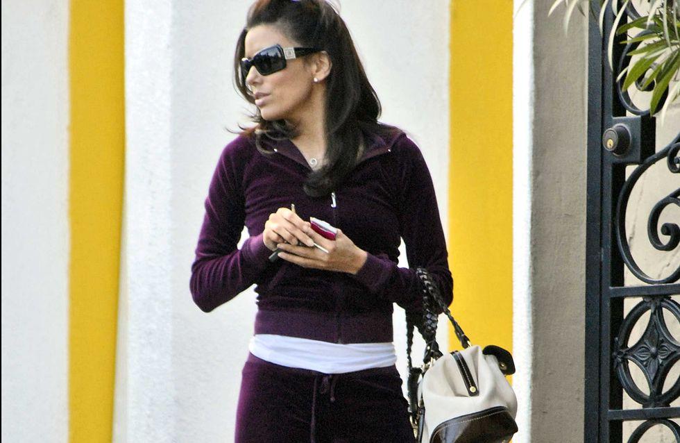 Eva Longoria : Gros coup de fatigue