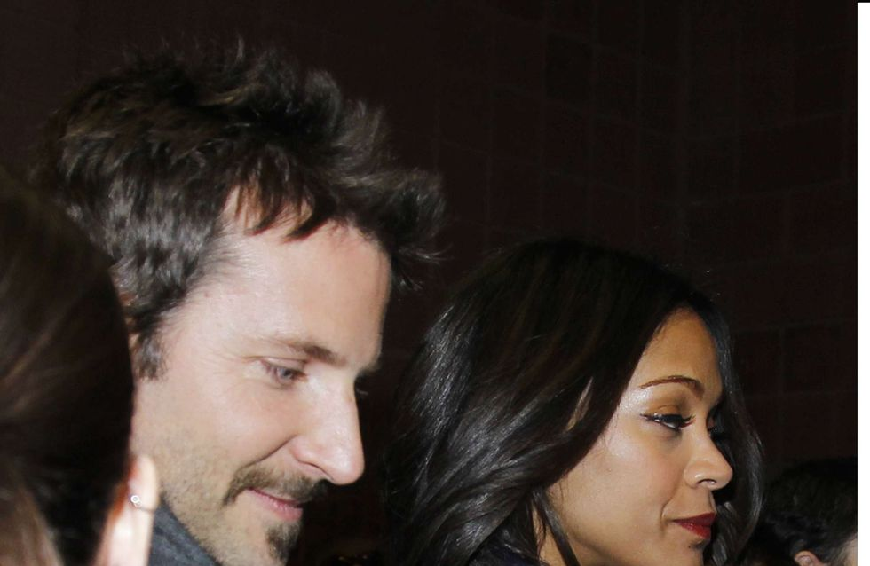 Bradley Cooper et Zoe Saldana, c'est fini !