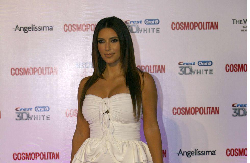 Kim Kardashian : Une marque de vêtements pour son bébé