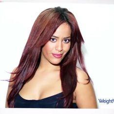 Amel Bent : Elle se lâche pour Weight Watchers (Vidéo)