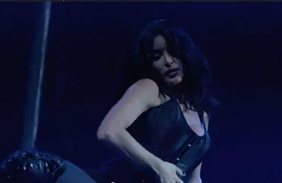 Jenifer : Hyper sexy dans un numéro de haute voltige ! (Vidéo)