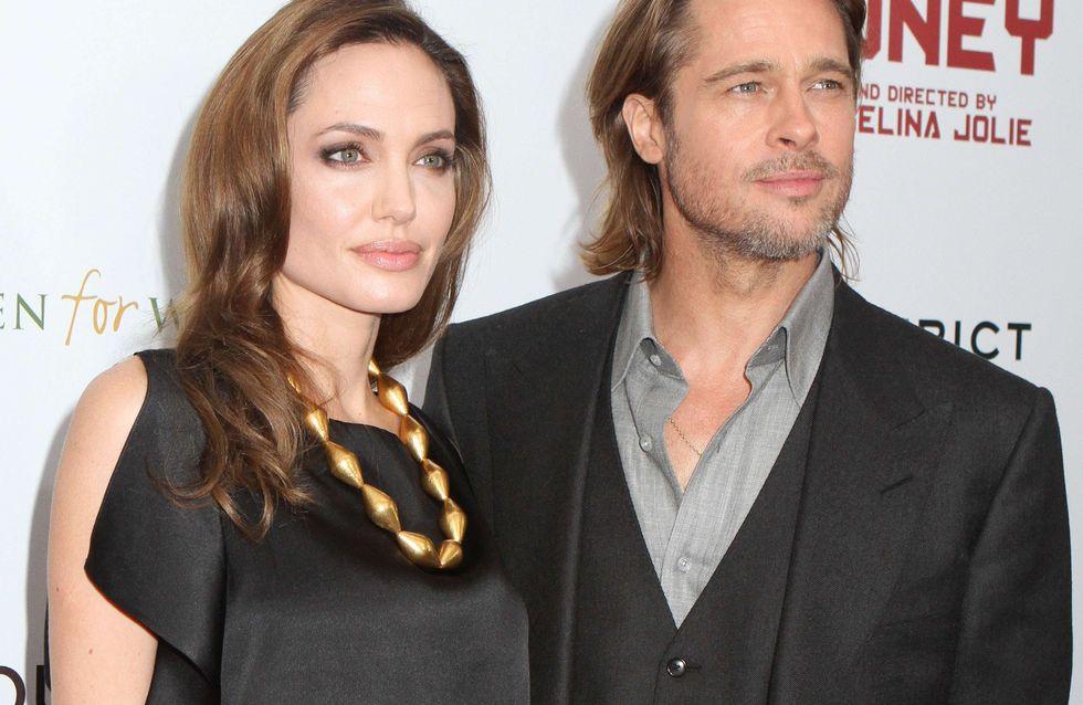 Angelina Jolie et Brad Pitt : La police débarque dans leur propriété de Los Angeles