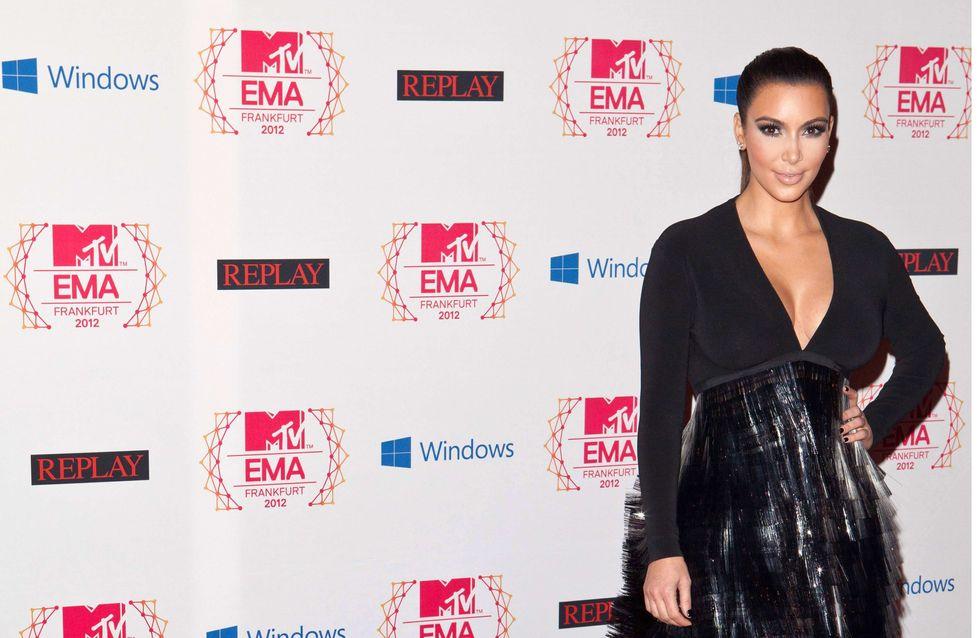 Kim Kardashian : Ses looks de grossesse inspirés par Victoria Beckham