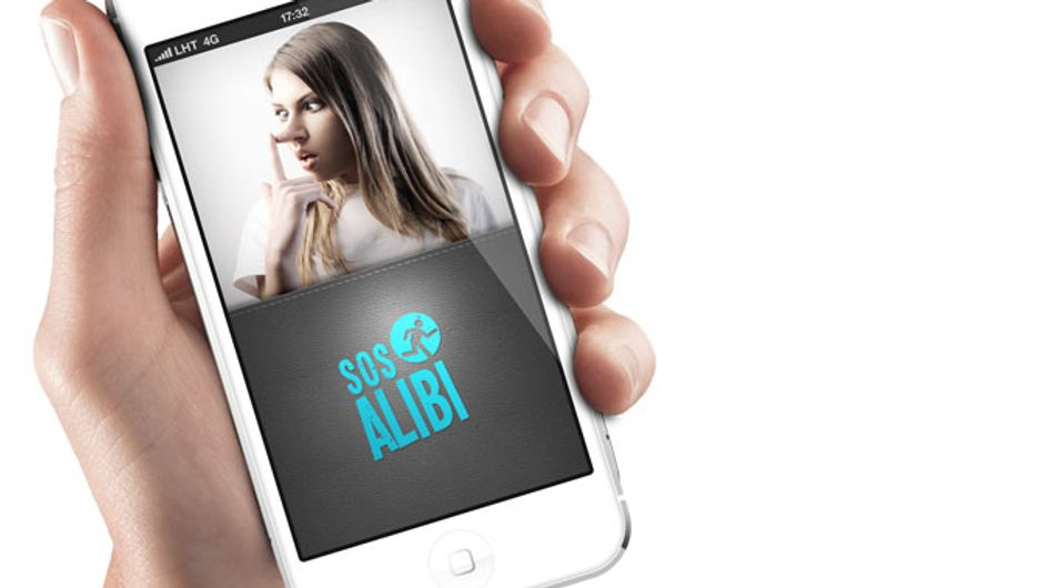 SOS Alibi : Une appli pour vous sortir du pétrin !