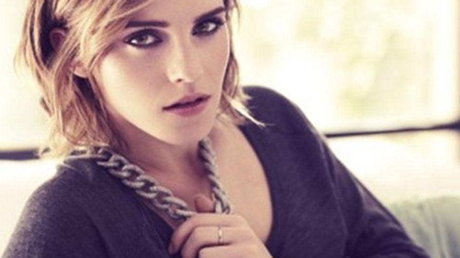 Emma Watson : Grunge et chic pour Marie Claire Uk (Photos)