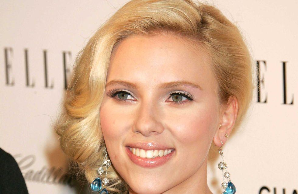 Scarlett Johansson : Elle a des problèmes de peau