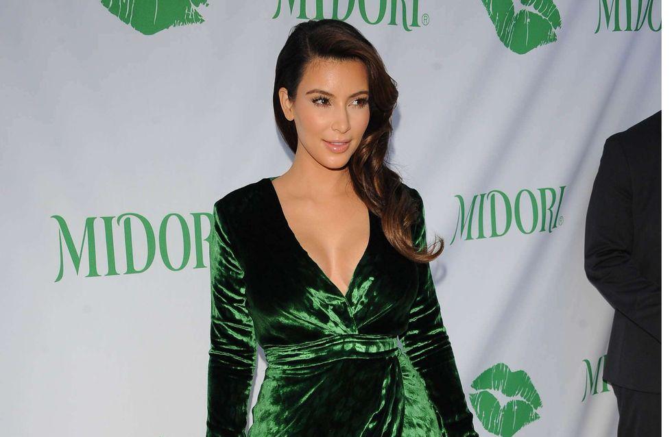 Kim Kardashian : Les photos de son bébé s'arrachent déjà