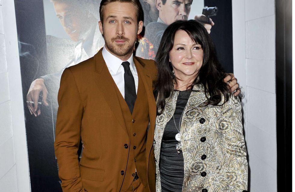 Ryan Gosling : Sa mère pique les vêtements d'Eva Mendes (Photos)