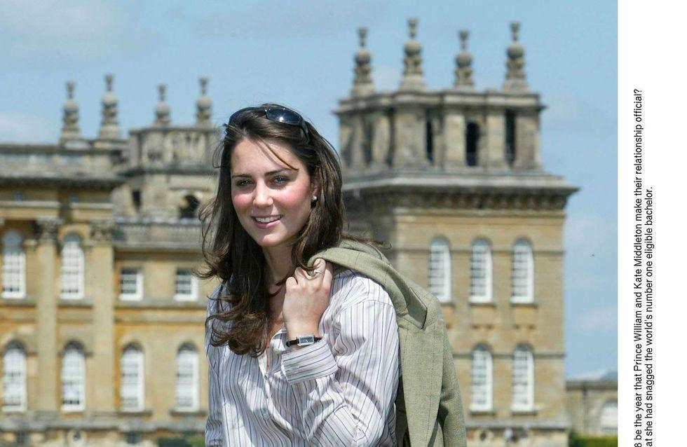 Kate Middleton : 32 ans de looks ! (Photos)