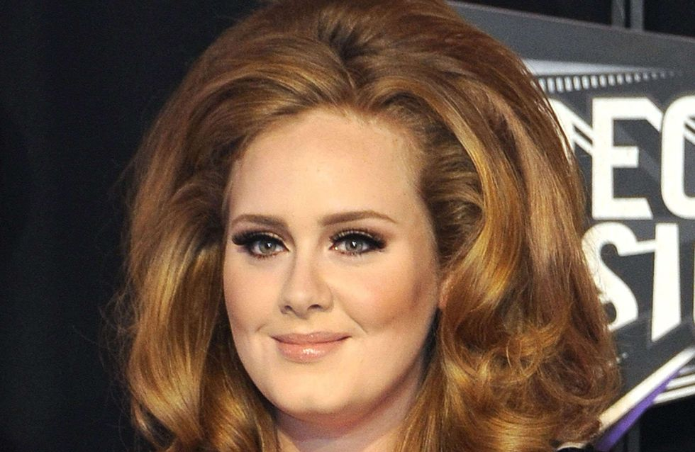 Adele : Elle enregistrerait un nouvel album...