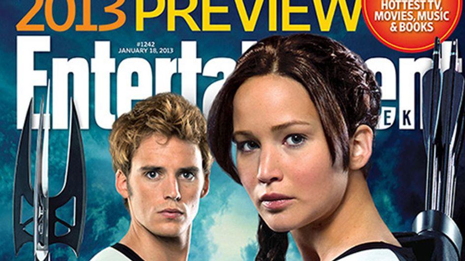 Hunger Games 2 : Les premières images du film !
