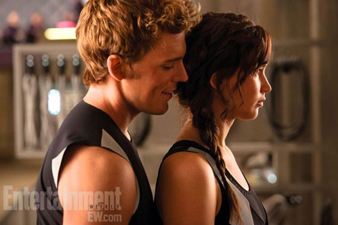 Hunger Games 2, photo Hunger Games l'embrasement