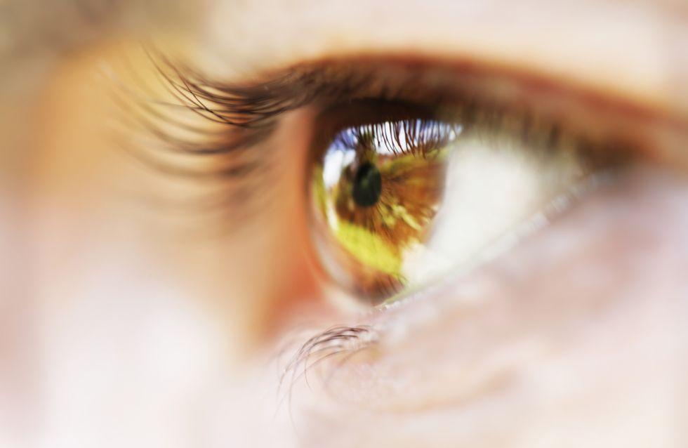 Les yeux marrons inspireraient plus confiance que les yeux bleux...