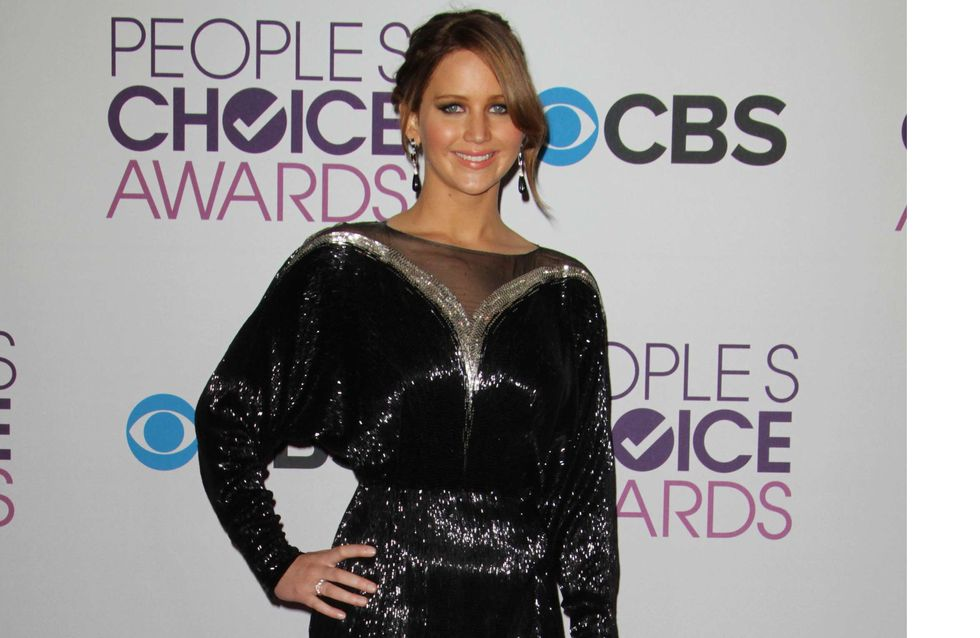 People's Choice Awards : Noir c'est noir ! (Photos)