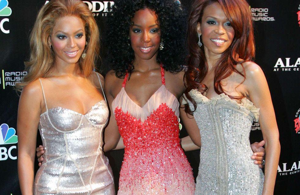 Beyoncé : Les Destiny's Child sont de retour !