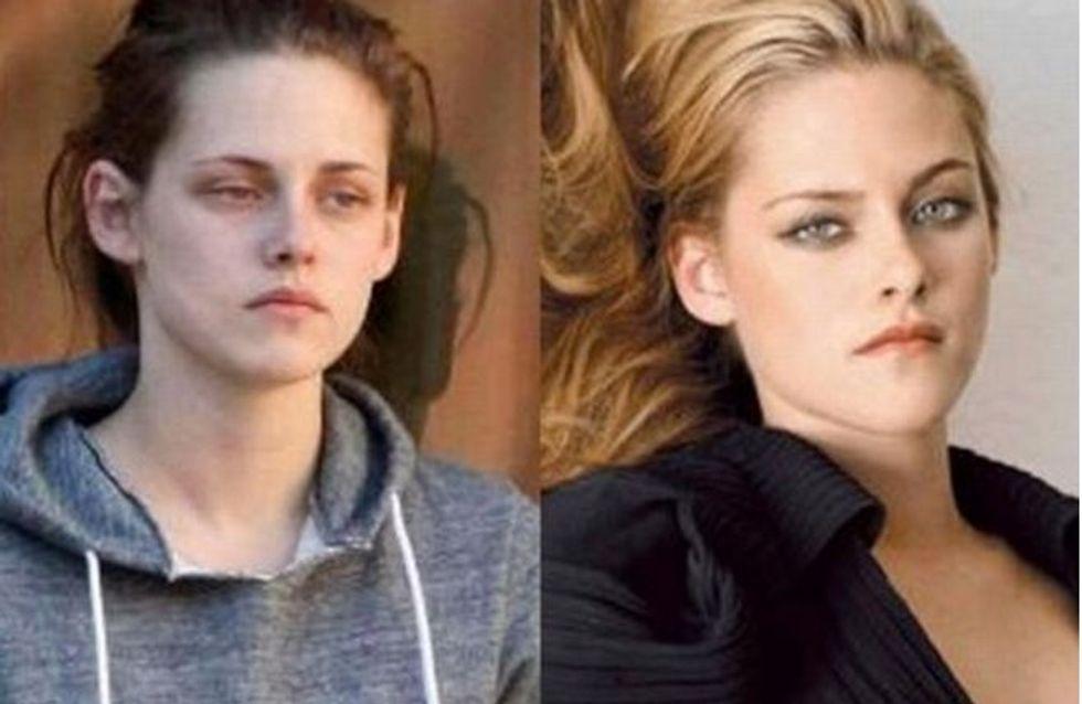 Stars sans maquillage : Leur vrai visage révélé dans Beauty Police (Vidéo)