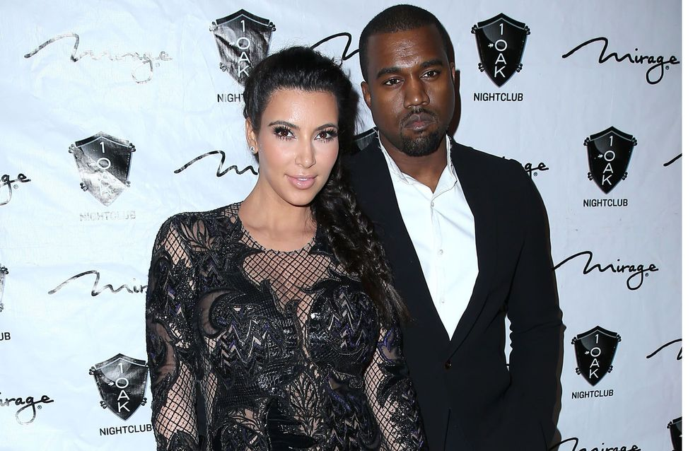 Kim Kardashian : Débordée par la maternité ! (Photos)
