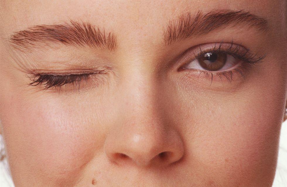 Cligner des yeux : L'astuce pour se concentrer