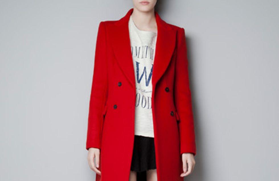 Soldes hiver 2013 : Je veux un manteau chaud et beau ! (Photos)