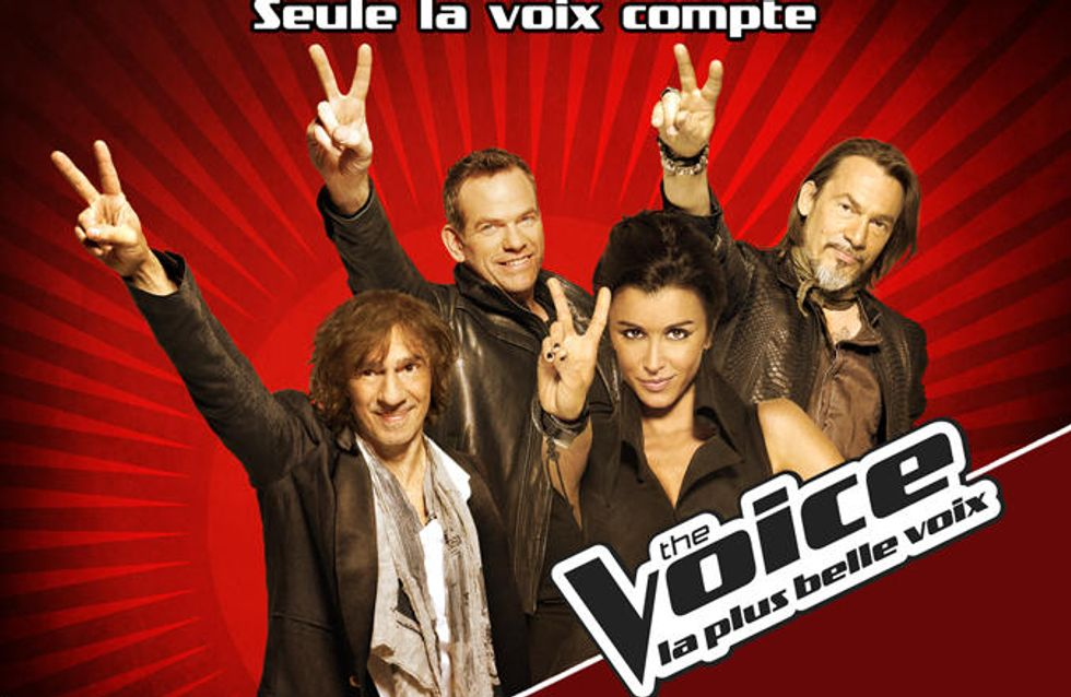 The Voice : Jenifer, Garou, Florent Pagny et Louis Bertignac se battent (Vidéo)