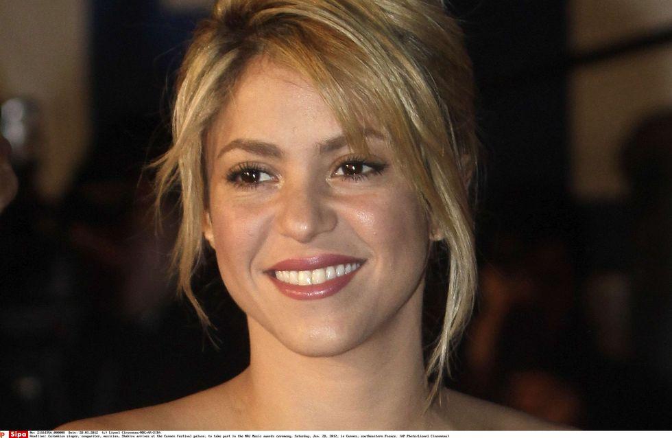 Shakira : Sur le point d'accoucher ! (Photos)