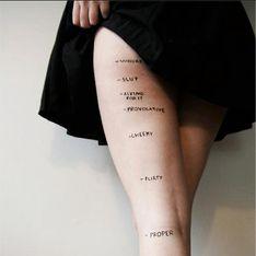 Drague : Ce que votre jupe dit sur vous