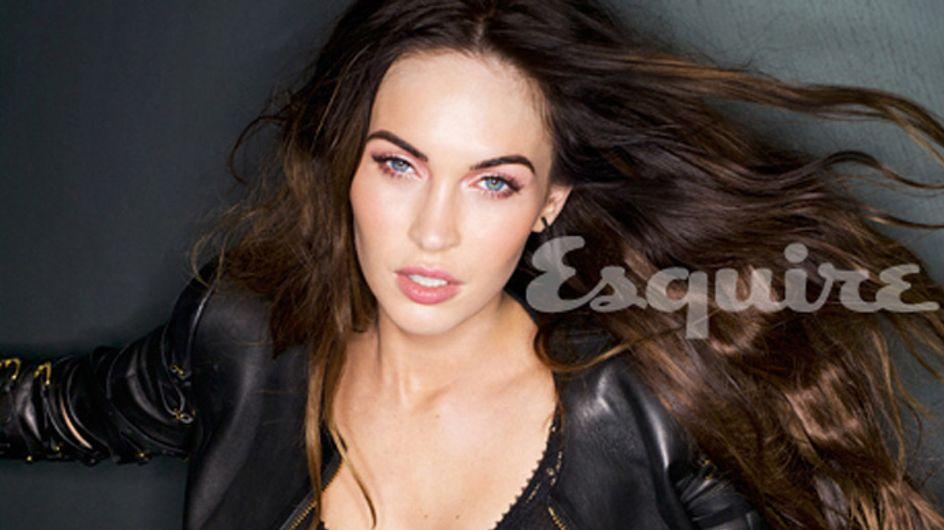 Megan Fox : Sexy pour Esquire (Photos)